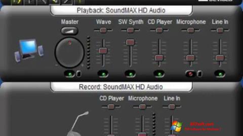 Indir SoundMAX Windows 7 (32/64 bit) Türkçe